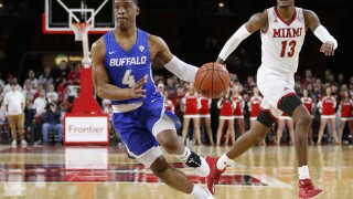 Buffalo Miami Ohio Basketball