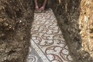 Italy Roman Mosaics Uncovered
