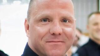 Tulsa Police Department officer Sean Love