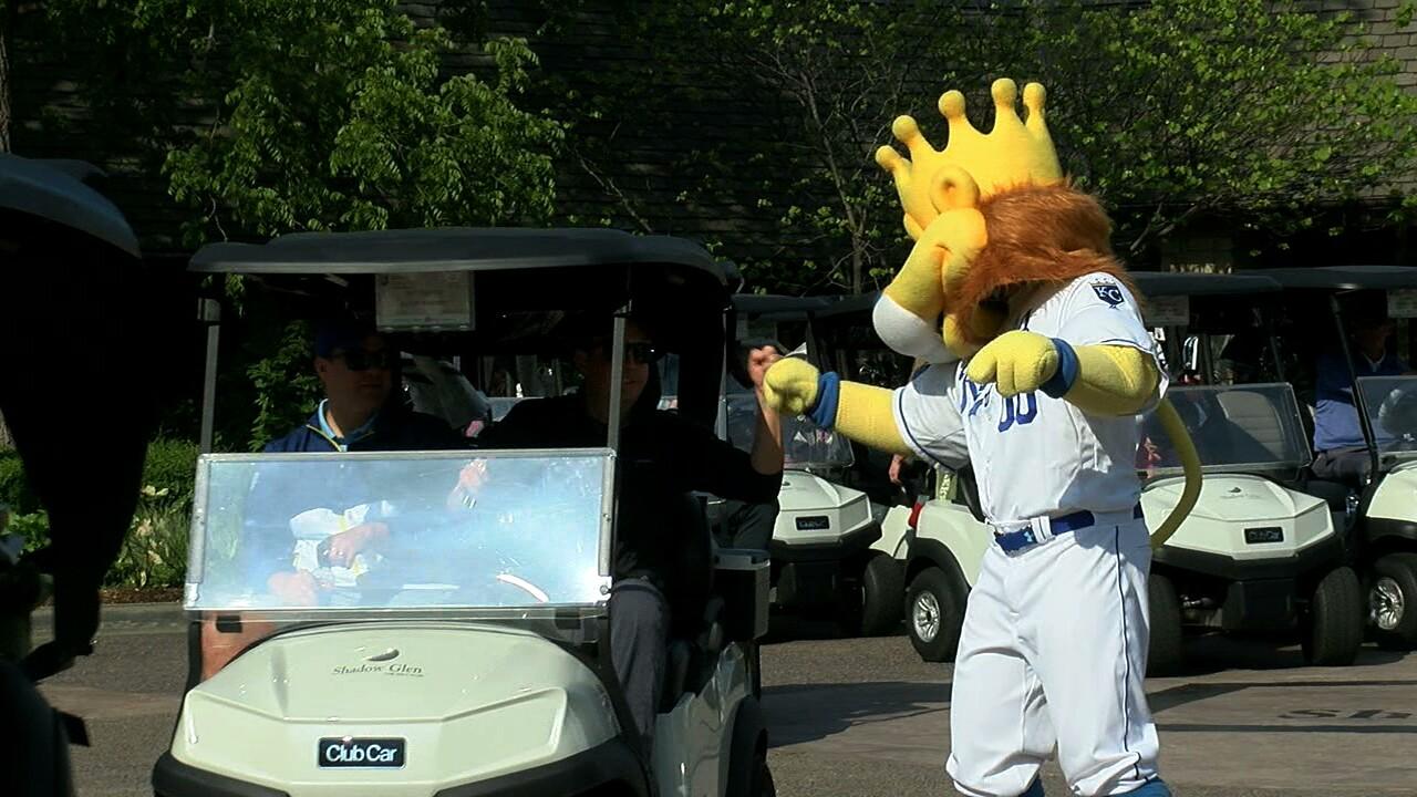 Royals Golf Tourney 3