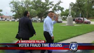 Jury selection begins in voter fraud trial of Robstown man