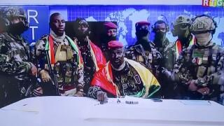 Guinea Political Crisis