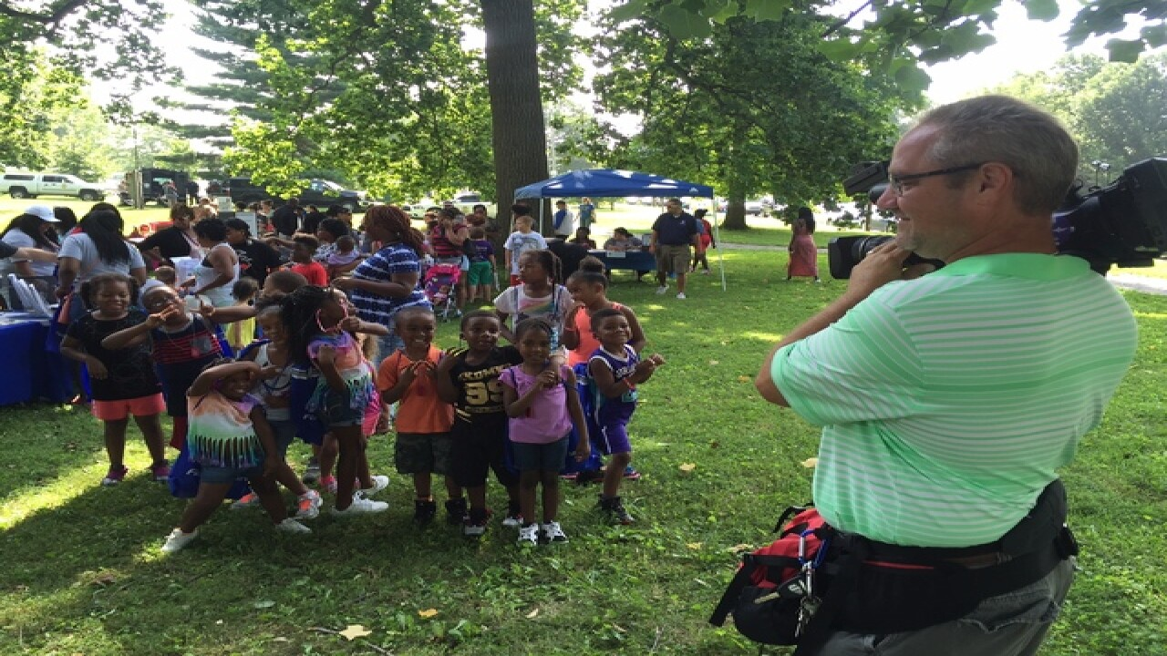 PHOTOS: IMPD East District Community Day