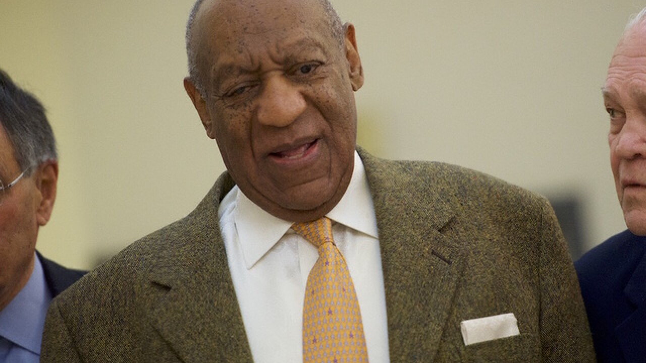 Andrea Constand says she settled with Bill Cosby because 'we just wanted it over'