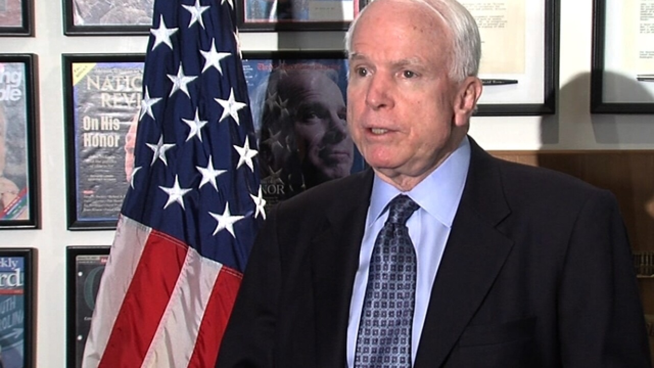 McCain: Most memorable quotes from his career