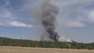 UPDATE: North Hills Fire at 100 acres; evacuations remain
