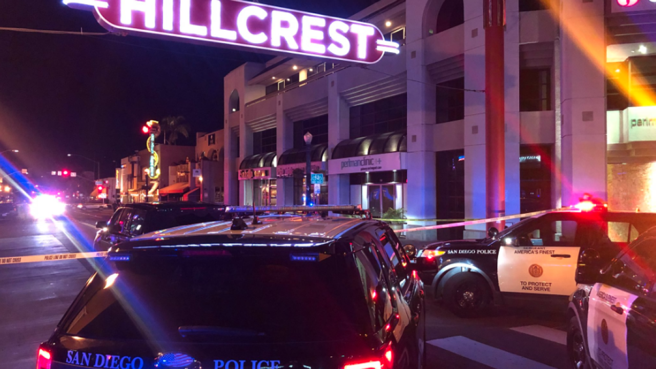 Hillcrest shooting