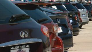 Value of used cars on the rise with new car inventory down