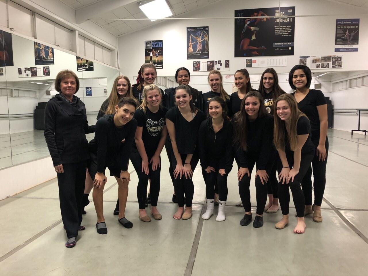 Garces Dance Team