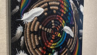 Indigenous women's art on display in Bigfork