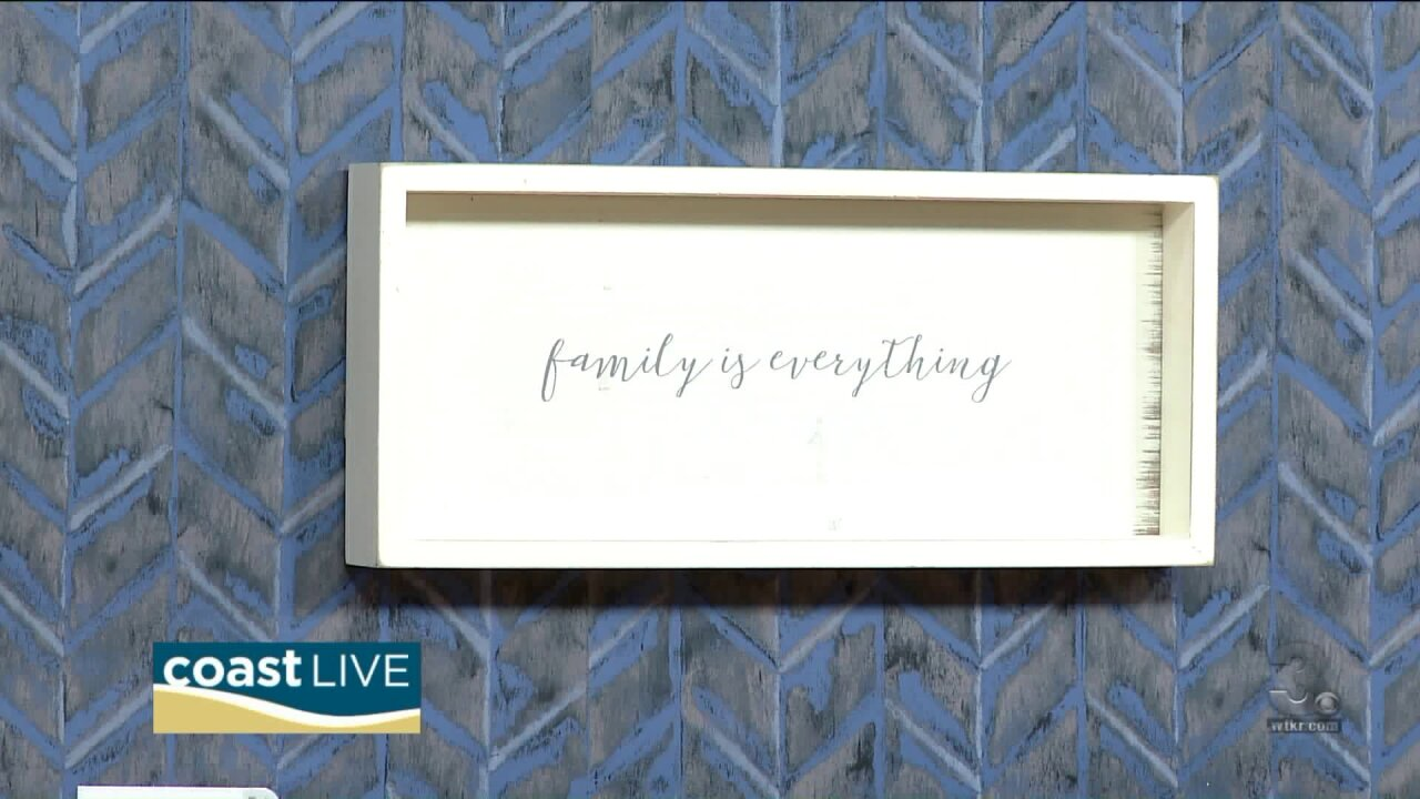 A designer's DIY lesson on creating a gallery wall in our home on CoastLive