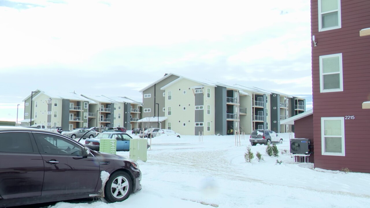 Rockcress Commons apartments are now move-in ready