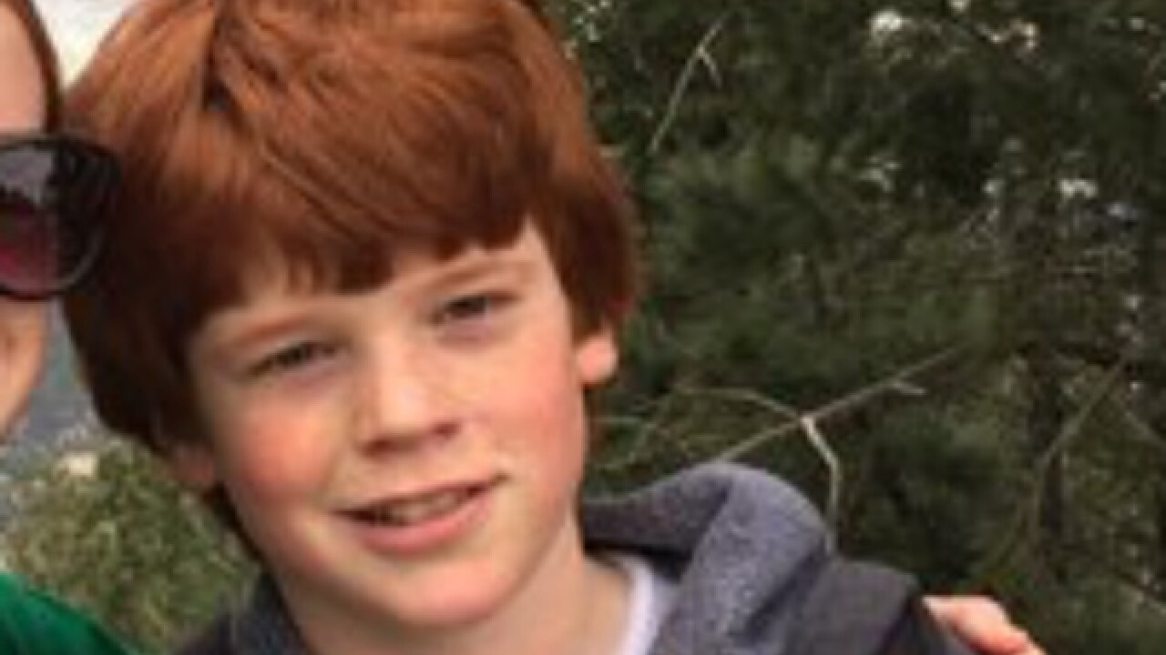 11-year-old boy missing from Niwot found safe