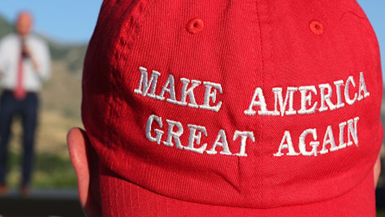 "California chef lifts ban on ""Make America Great Again"" caps"
