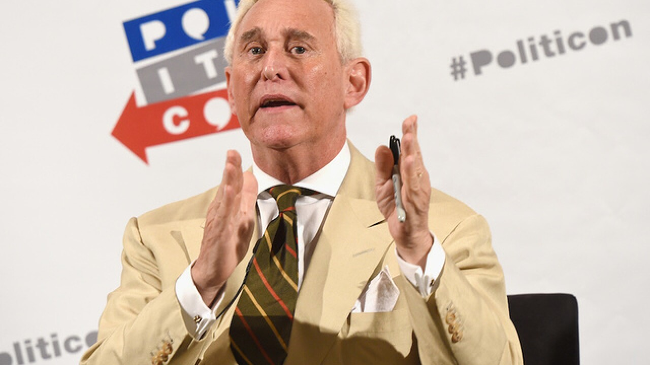Twitter suspends account of Trump ally Roger Stone