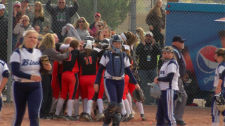 State AA softball: Billings Senior stuns Great Falls High, advances to championship