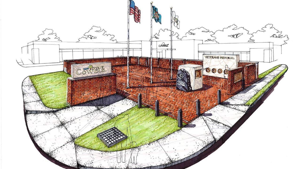 coweta veteran memorial american legion post