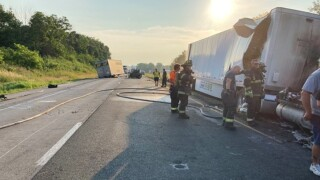 4 children killed in Indiana crash after suspected drugged semi driver rear-ends car