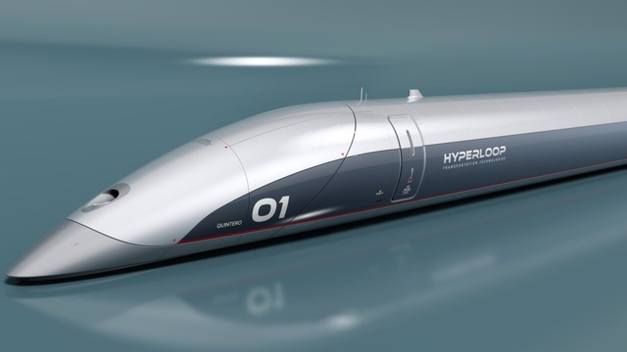 Cleveland hyperloop plan moves forward
