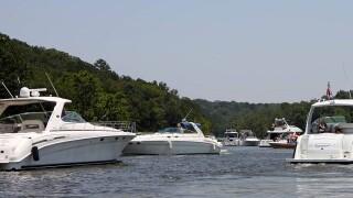 Oklahoma lakes and boats