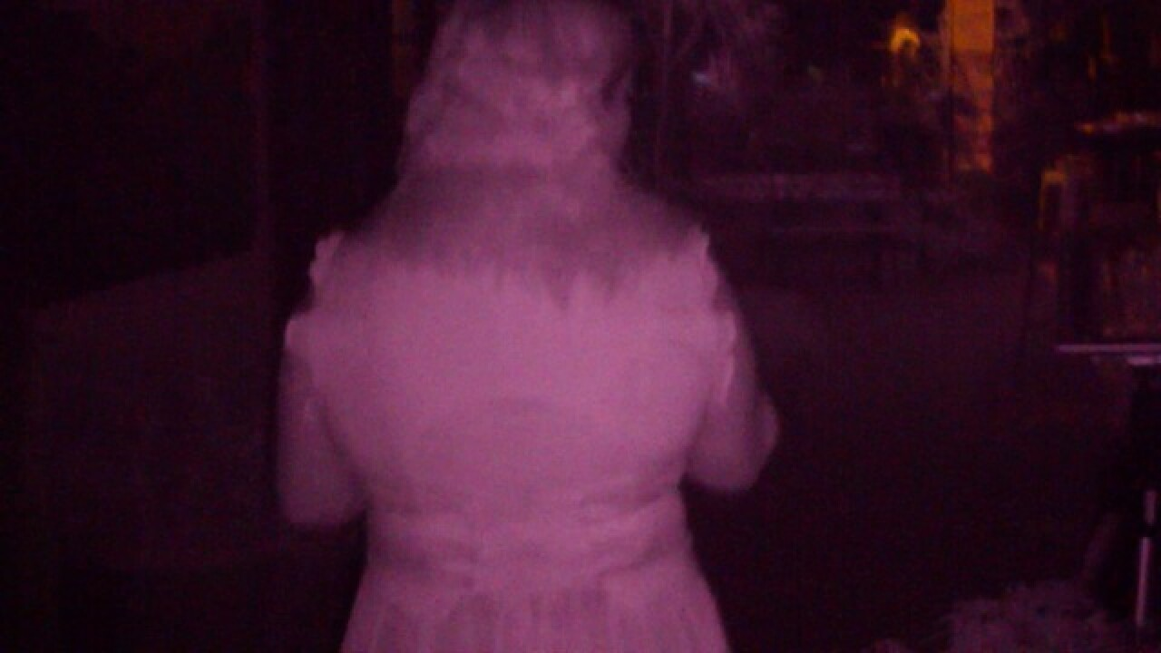Do you believe in ghosts? Tucson may have a few