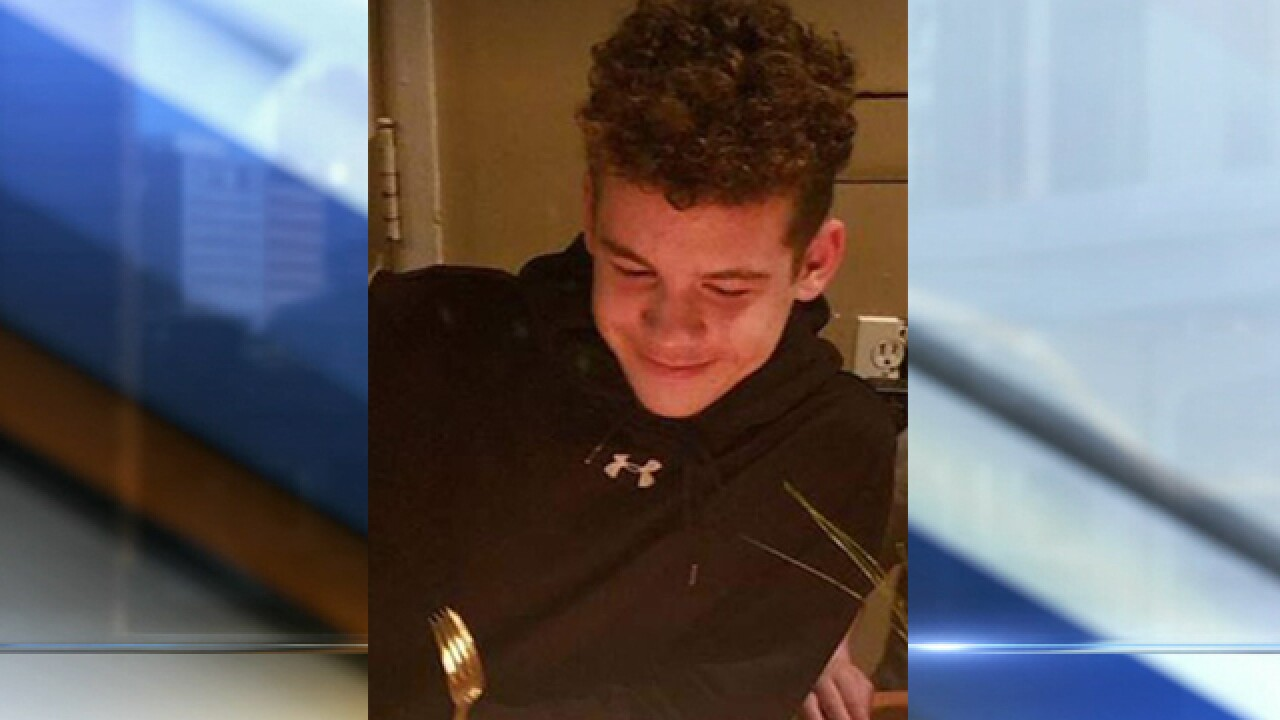 Missing Merriam teen located safe, returned home