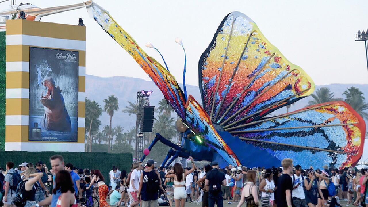 Coachella music festival announces 2016 lineup