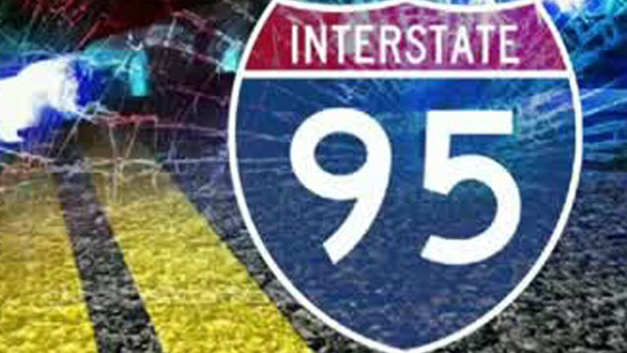 Pennsylvania woman killed in two-vehicle crash on I-95 in Jupiter