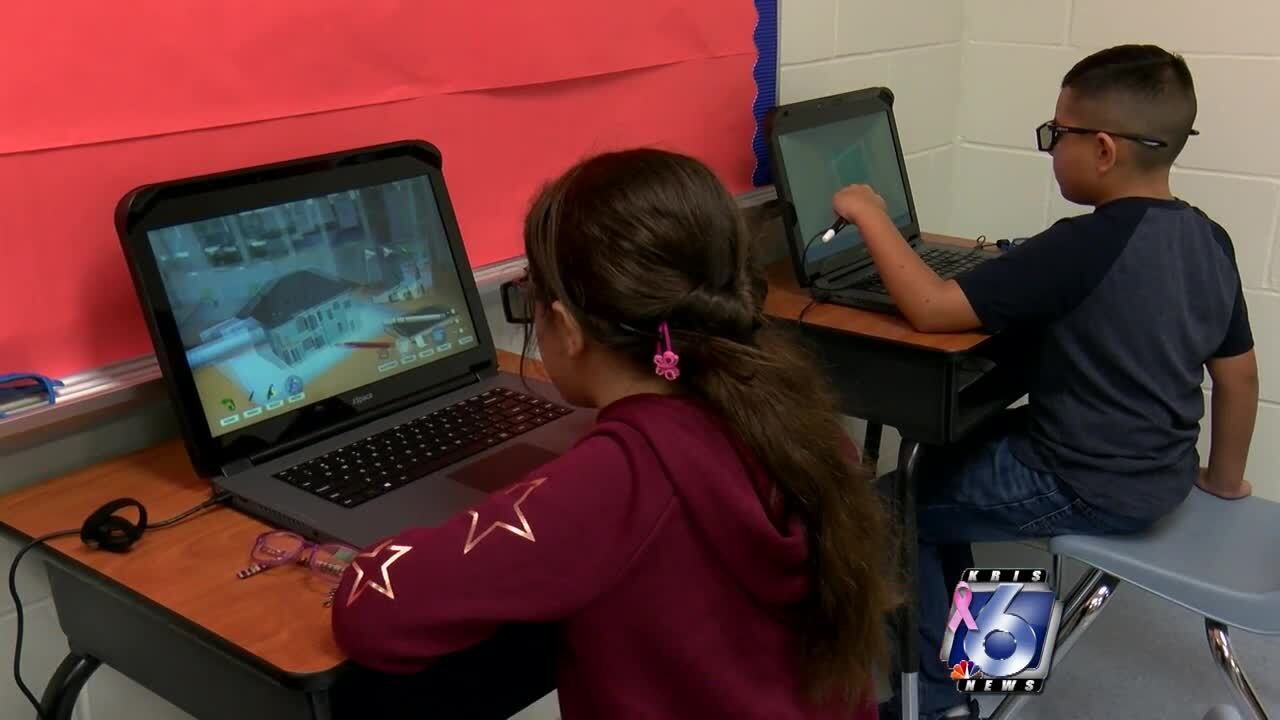 Robstown ISD 4D technology