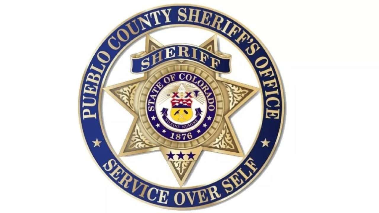 Pueblo County Sheriff's Office shield