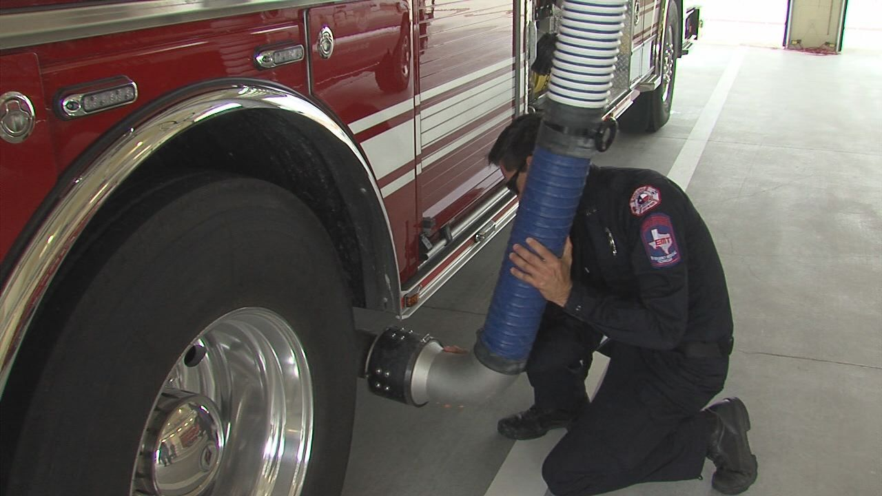 Killeen Fire Department is fighting fires and cancer