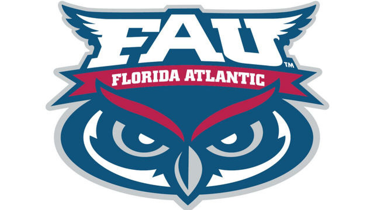 FAU's 2018 football schedule