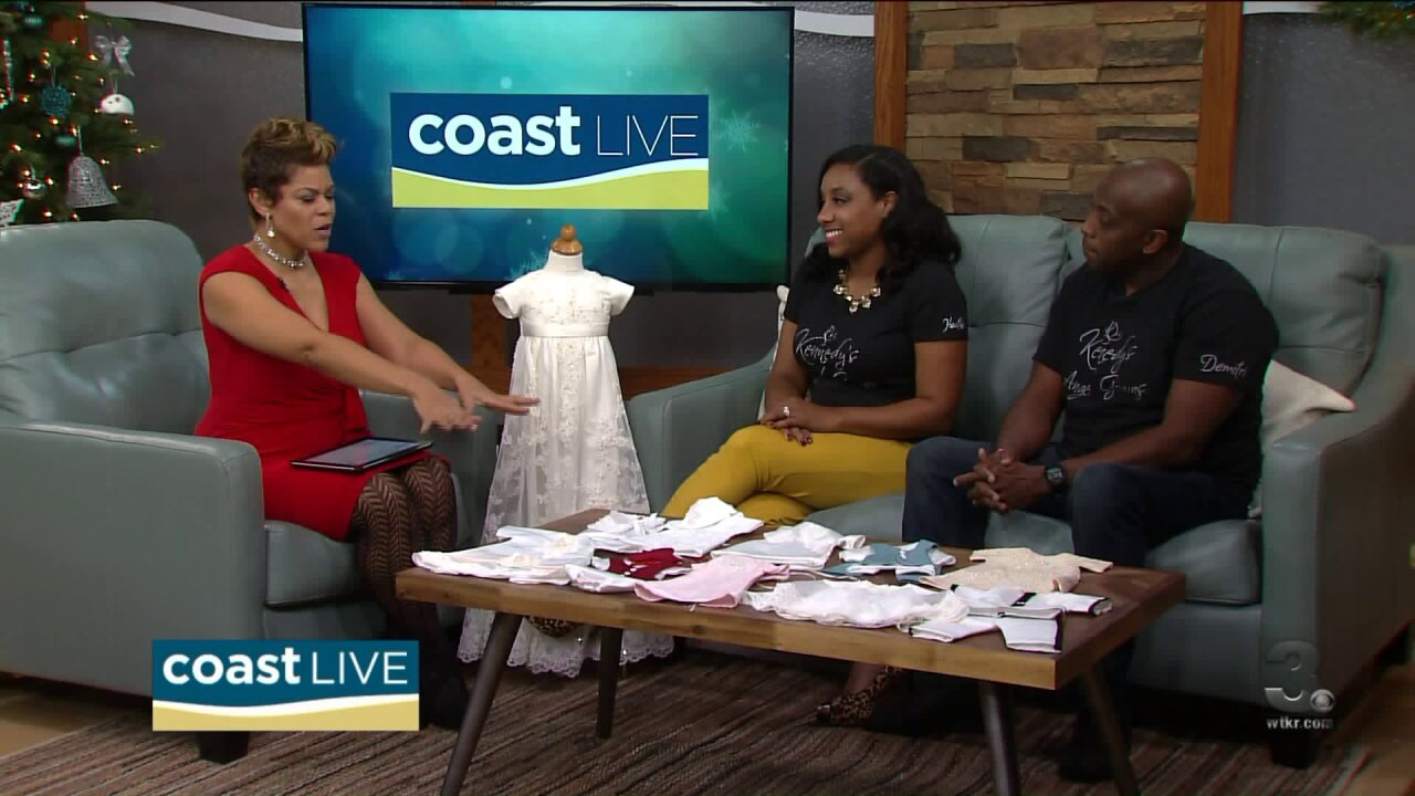 Turning tragedy into help for others during difficult times on CoastLive
