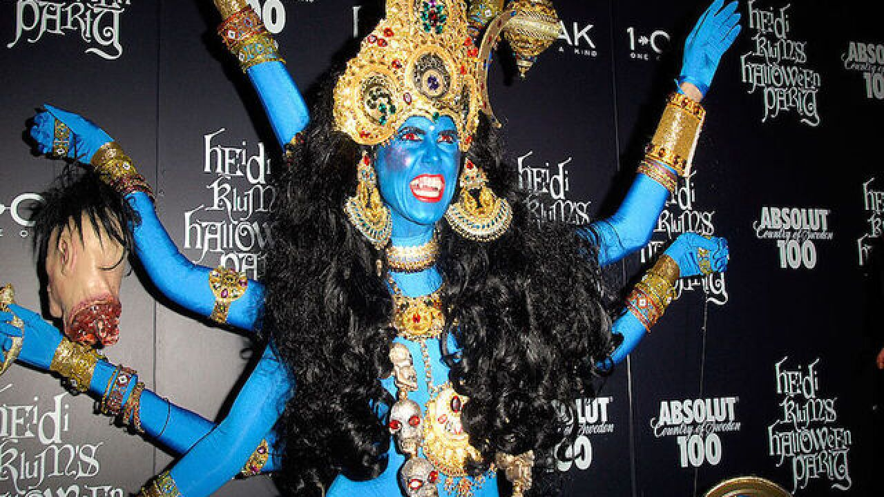 5 celebrities who made controversial costume choices