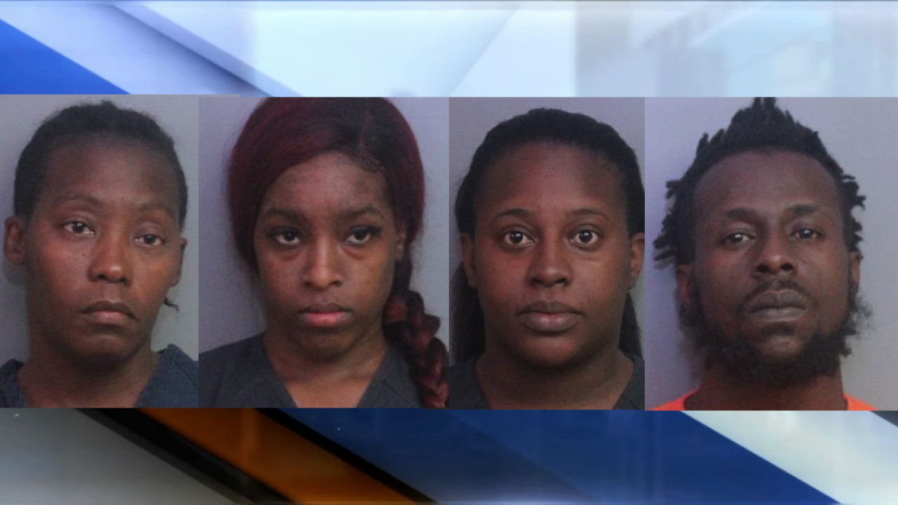 Florida Sergeant, family arrested for attacking daughter's boyfriend