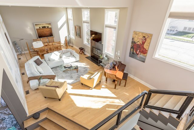 HOME TOUR: Amazing contemporary in Herron Morton for $850,000