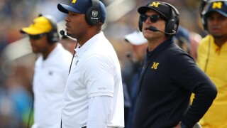 No. 16 Michigan aims to fine tune shaky offense at Illinois