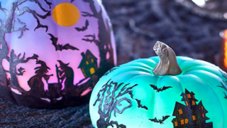 You'll Want To Add These Color-changing Ceramic Pumpkins To Your Fall Decorations