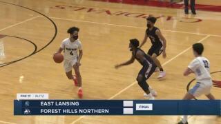 East Lansing Boys Basketball