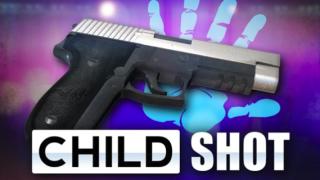 child shot