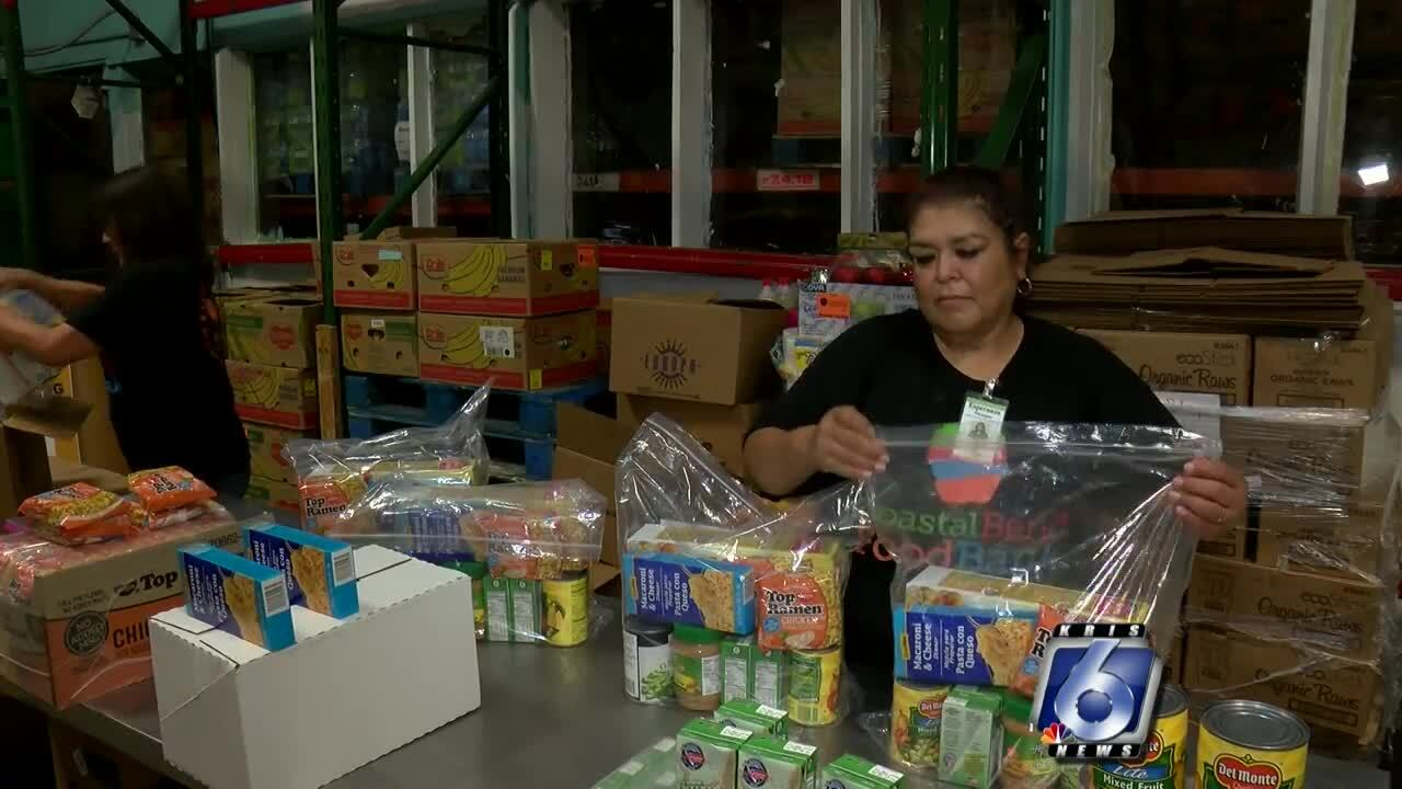 Food bank offers delivery to senior citizens, homebound