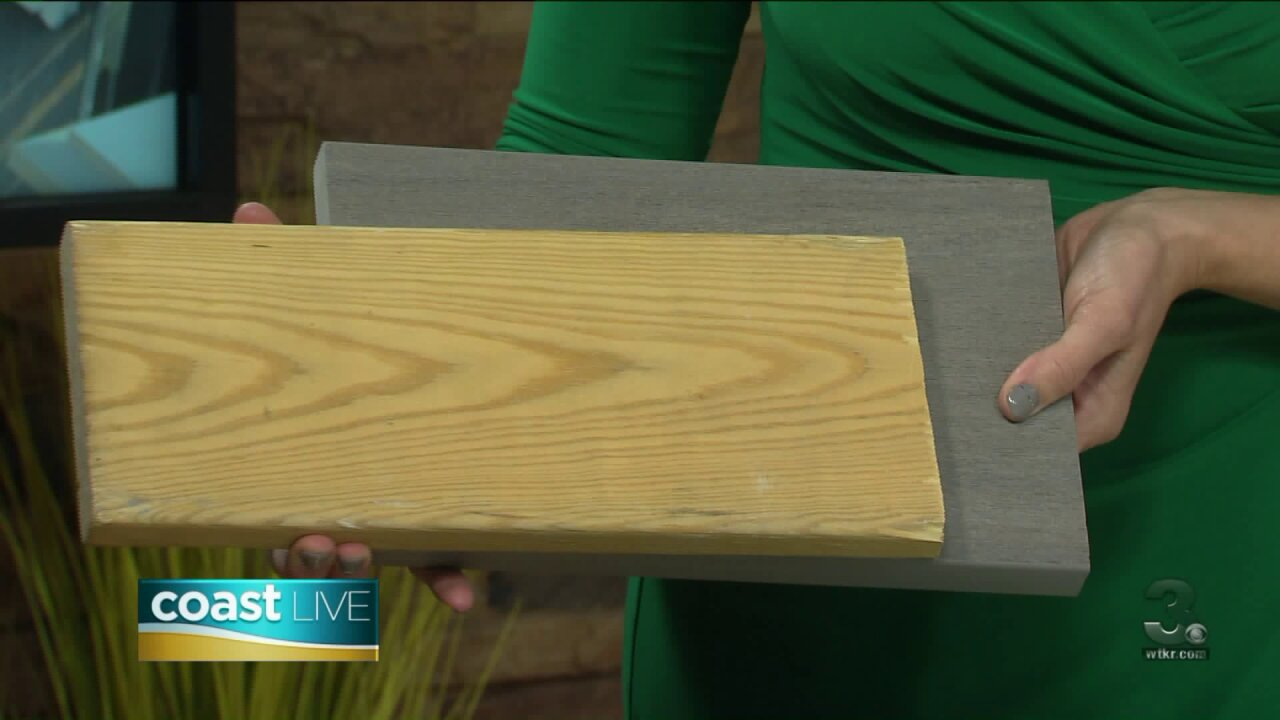 Comparing wood, composite and PVC decking on CoastLive