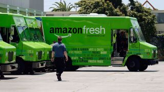 Amazon makes grocery delivery free for Prime members