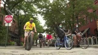 Bike the Block for Black Lives