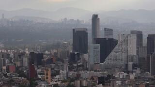 Mexico City shaken by earthquake