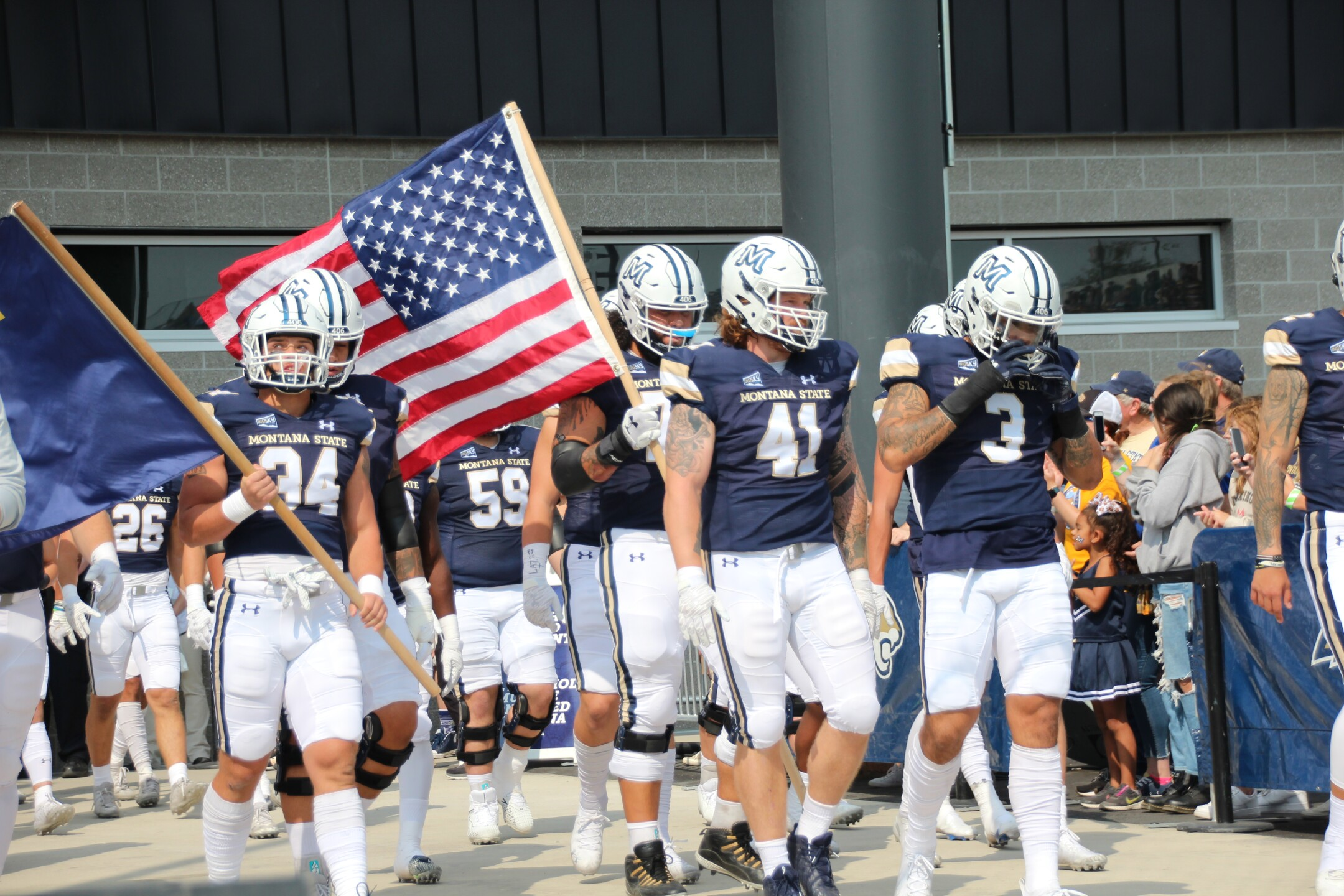 Montana State enters the game against San Diego Toreros