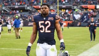 Chicago Bears Player Khalil Mack