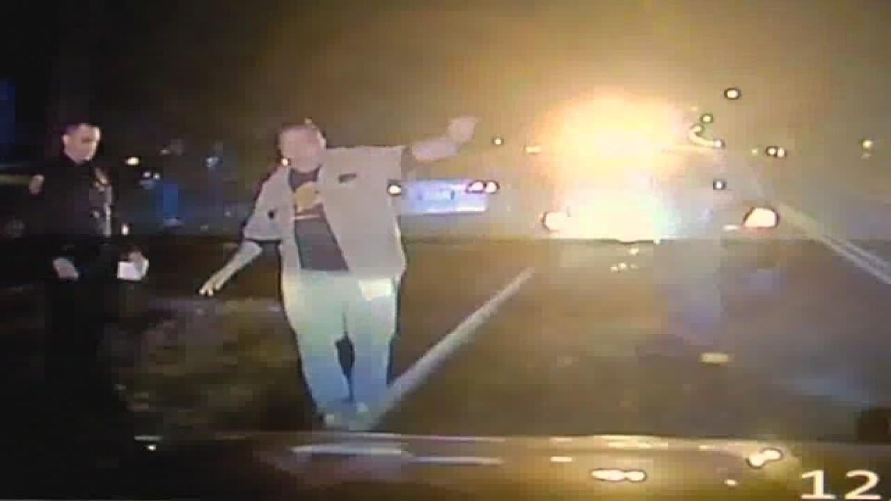 Deputy arrested for OVI after causing crash