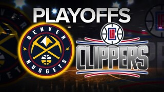 Nuggets Clippers Playoffs