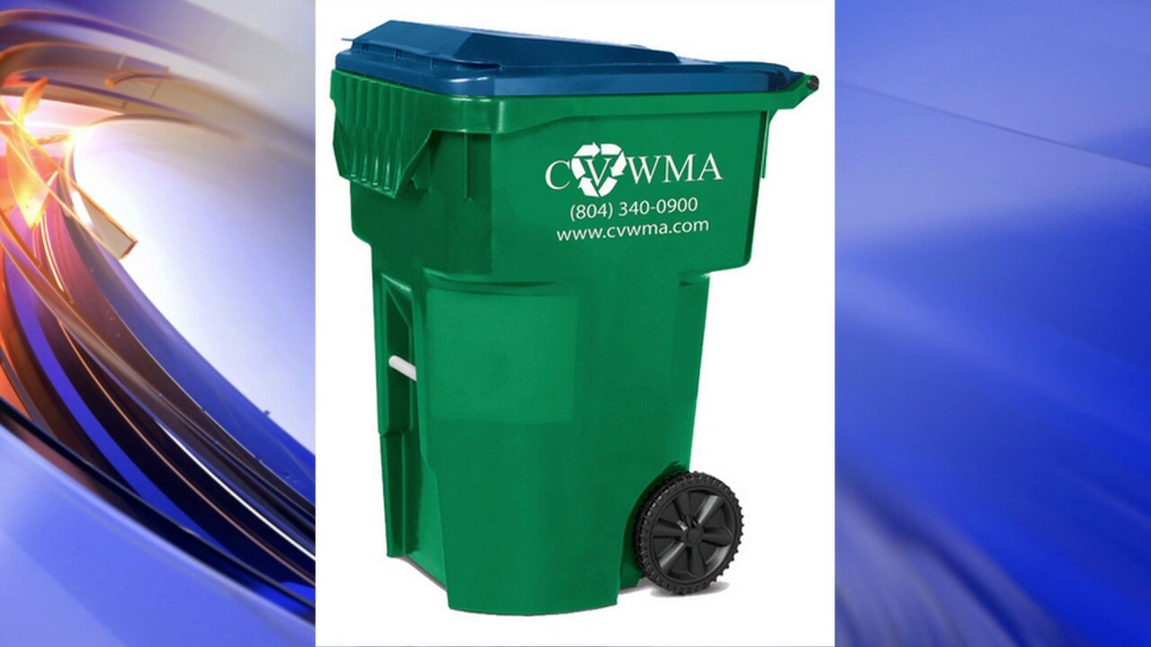 New Richmond recycling bins roll out
